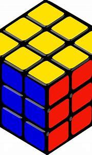 Rubik S Cube Clip Art at Clker.com - vector clip art ...