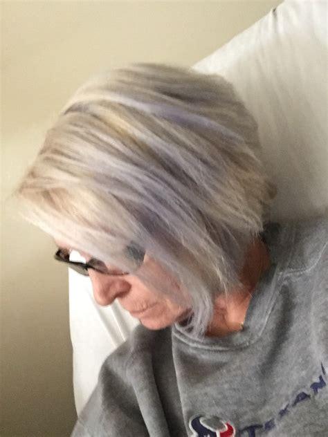 Coloring Gray Hair Thriftyfun
