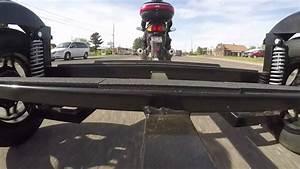 Motorcycle Trailer Suspension Testing Round 1