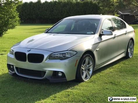 550i Bmw For Sale by 2013 Bmw 5 Series M Sport For Sale In United States