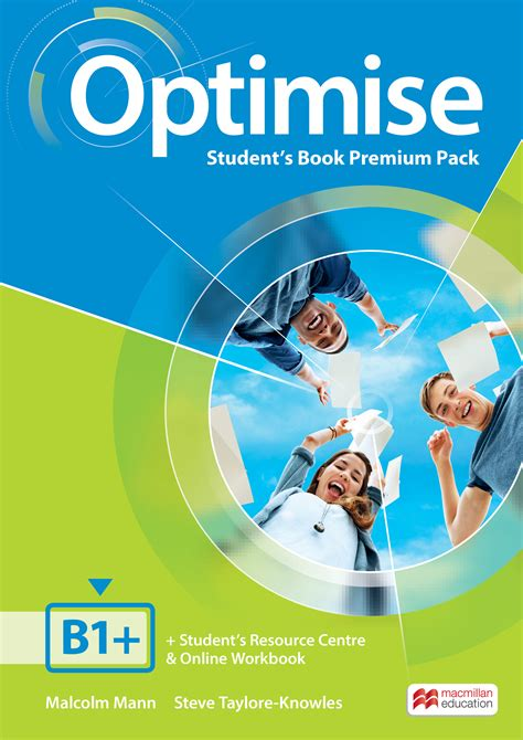 optimise  students book premium pack