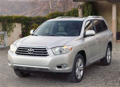 toyota highlander review