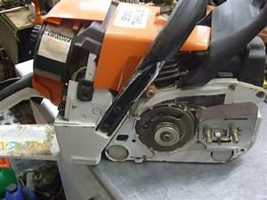 Stihl Oiler Repair  Most Even Model  S