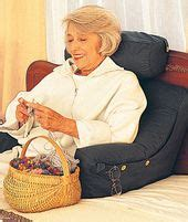 pillow for sitting up in bed bedlounge the ultimate back support pillow