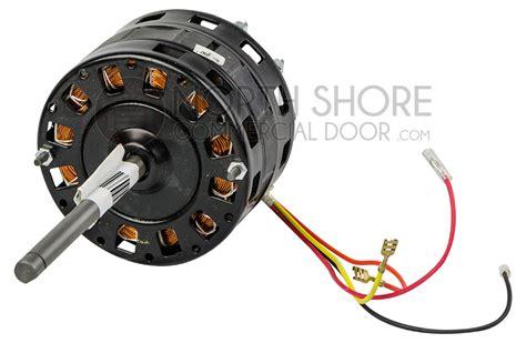 sears garage door motor genie 32960r s pmx 500 motor assembly 1 2hp