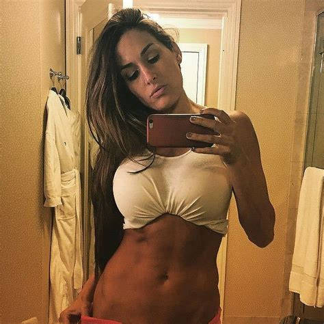 Nikki Bella Naked Photos With Hard Nipples Scandalpost