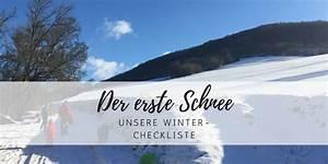 Baby Erstausstattung Checkliste Winter : arthur im schnee unsere winter checkliste style pray love ~ Orissabook.com Haus und Dekorationen