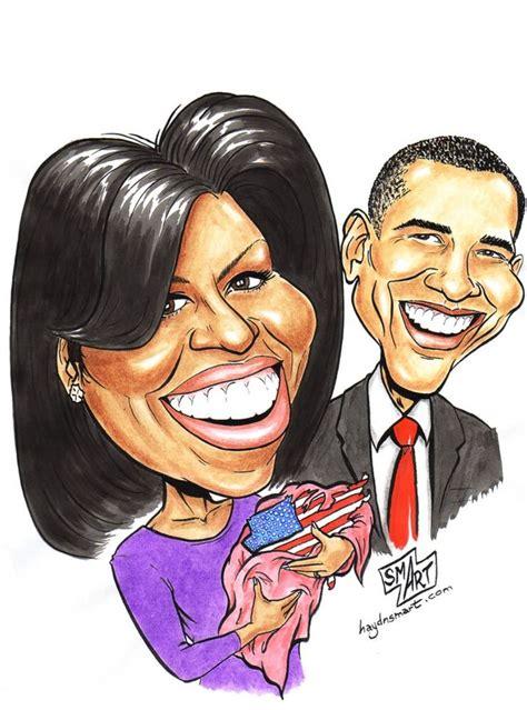 images  obama caricatures  pinterest