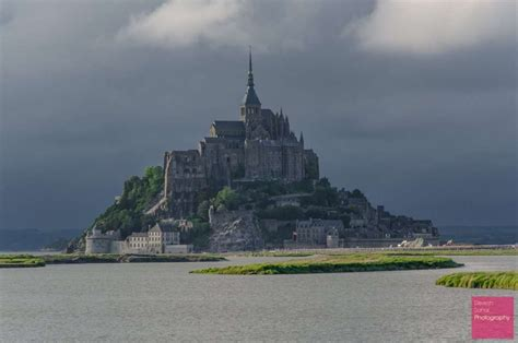 visiting le mont st michel drone dslr travel