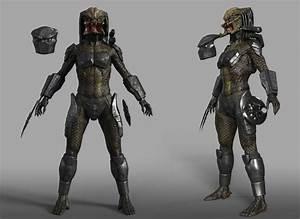 Jonas Malm - Predator Female