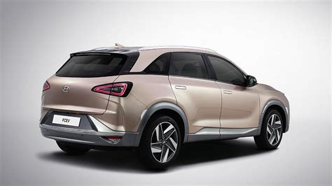 Hyundai Nexo Die Zukunft Könnte Den Brennstoffzellenautos