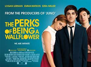 The Perks of Being a Wallflower Poster - HeyUGuys