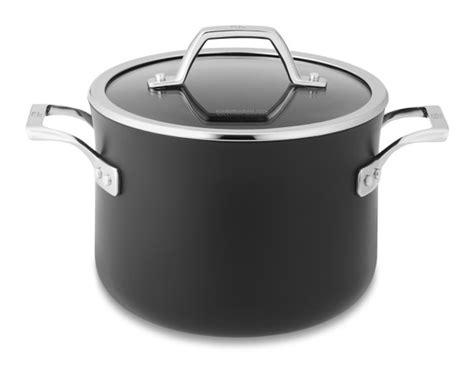 Calphalon Elite Nonstick Soup Pot   Williams Sonoma