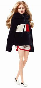 Tommy Hilfiger's Gigi Hadid Iconic Barbie® Doll ‹ Fashion