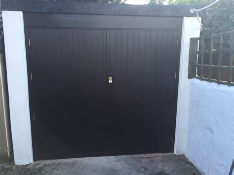 wooden garage doors timber garage doors  sale uk