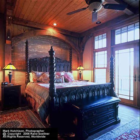 Lodge 1: Falcon Cliff Lodge, Mountain Lodge Architects