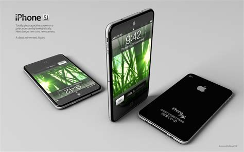 what is the next iphone will the next generation iphone look as as this mockup