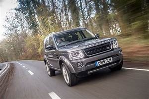 Land Rover Discovery Landmark review Auto Express