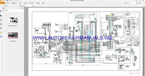 Equipment Wiring Diagram by Caterpillar Wiring Diagrams Schematics Manual Auto
