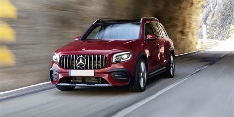 This fantastic transmission makes driving the glb more. New Mercedes AMG GLB 35 Review | carwow