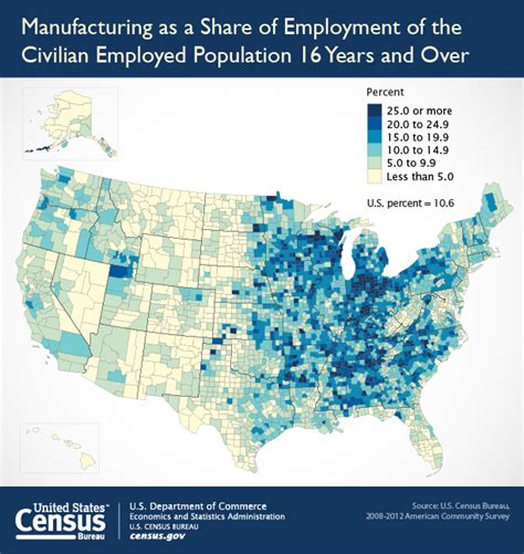 bureau of the census category manufacturing day department of commerce