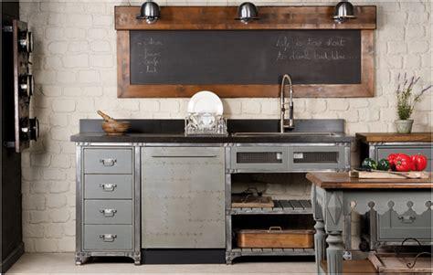 cuisine pratique et fonctionnelle cuisine au style industriel les 8 détails qui changent tout