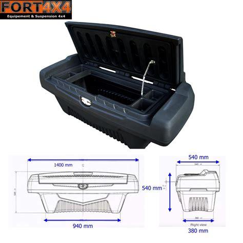 coffre de benne pour up fort 4x4 accessoires 233 quipements suspensions 4x4