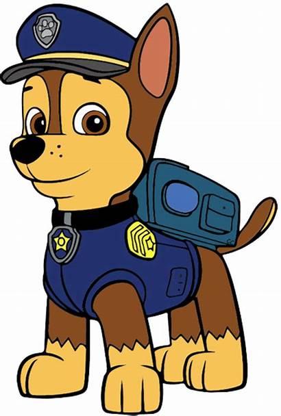 Paw Patrol Chase Clipart Cartoon Clip Patrulla
