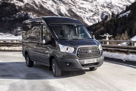 Ford Transit Awd by New Ford Transit Review Parkers