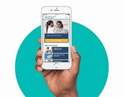 Patient Getwellnetwork App Experience Service