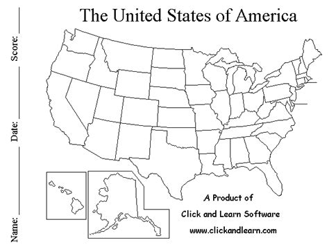 blank us map worksheet pdf usablackline map schooling