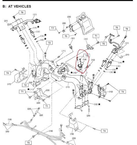 Subaru Outback Engine Diagram Auto Wiring