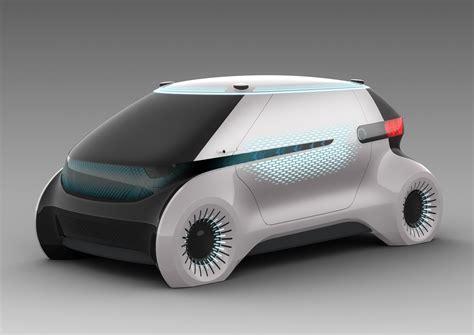 Hyundai Mobis' Autonomous Concept Lights Up Ces In The
