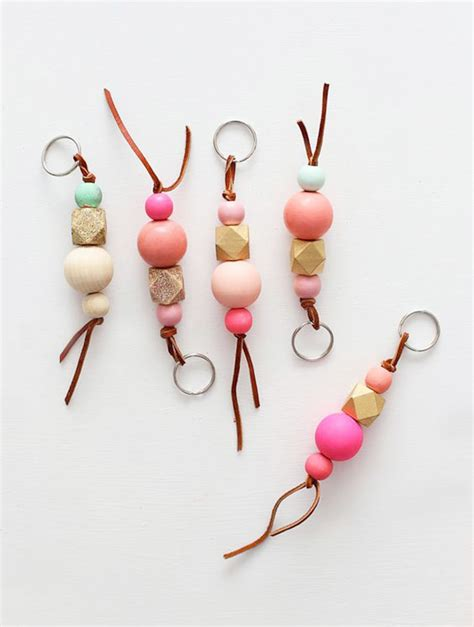 fun projects    wooden beads handmade charlotte