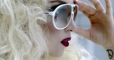 Lady Gaga Carrera Champion Sunglasses Bad Romance