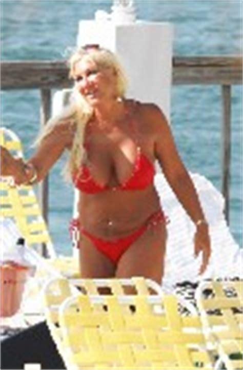 Nude linda hogan Brooke Hogan