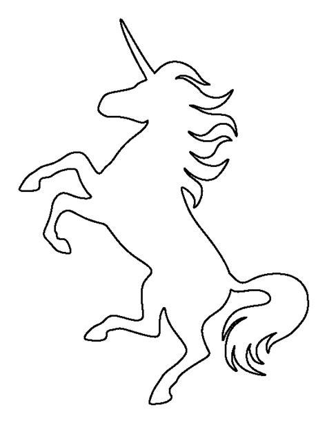 unicorn template festa a tema unicorno