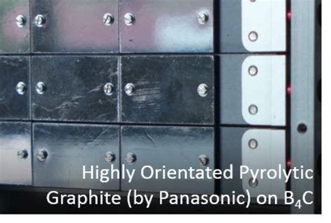 graphite pyrolytic highly hopg panasonic orientated oriented
