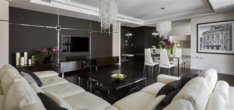 canap angle moderne déco appartement moderne 30 idées pour chaque pièce