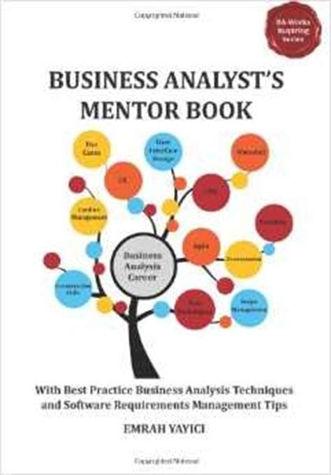 business analysts mentor book  book review