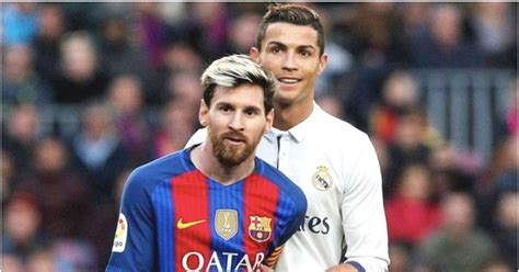 Leo Messi and Cristiano Ronaldo now share record of most ...