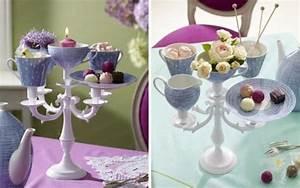 Ideen Für Kerzenständer : 28 sch ne ideen zum muttertag mit tassen zum selbermachen ~ Orissabook.com Haus und Dekorationen