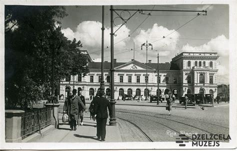 Foto: Rīgas stacija svētku rotā | DZELZCEĻA MUZEJS | Riga ...