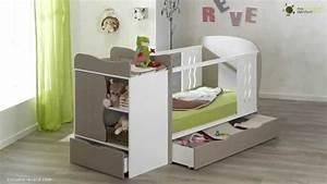 Ma Chambre D Enfant Com : lit b b volutif jooly ma chambre d 39 enfant com youtube ~ Melissatoandfro.com Idées de Décoration