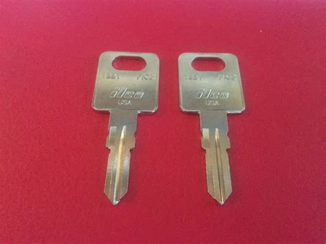 2 Fic Rv Code Cut Keys Hf301 To Hf351 Travel Trailers