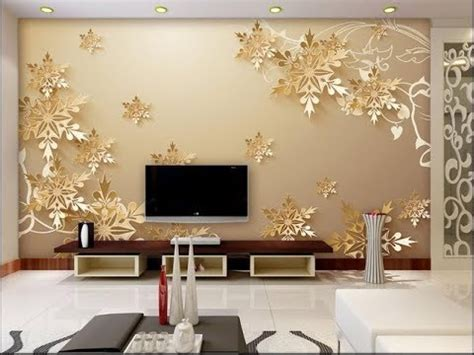 tv unit wallpaper design youtube
