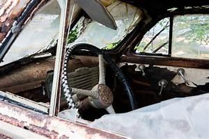 Free Stock Photo Of Broken  Car  Old