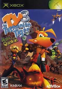 Ty The Tasmanian Tiger 3 Xbox