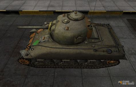area m4 sherman for world of tanks
