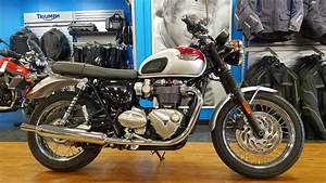 New 2017 Triumph Bonneville T120 Motorcycles in Knoxville ...